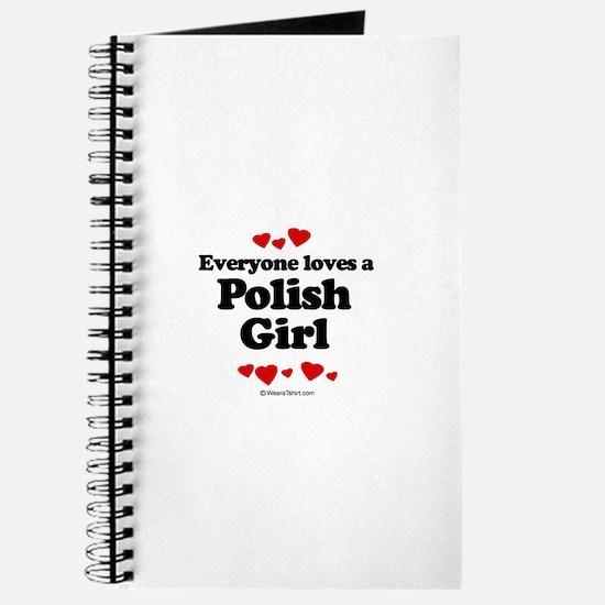 Everyone loves a Polish girl Journal