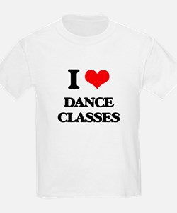 dance classes T-Shirt