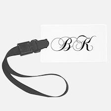 BK-cho black Luggage Tag