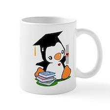 Graduation Penguin Mug