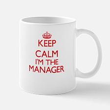 Keep calm I'm the Manager Mugs