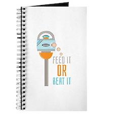 Feed It Or Beat It Journal