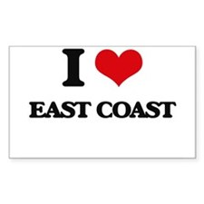 east coast Decal