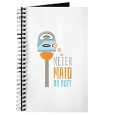 Maid On Duty Journal