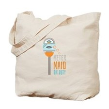 Maid On Duty Tote Bag