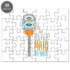 Maid On Duty Puzzle