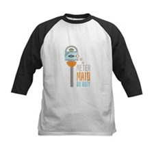 Maid On Duty Baseball Jersey