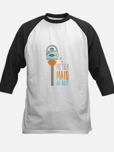 Maid On Duty Baseball Jersey