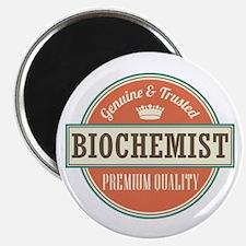 Biochemist vintage job Magnet