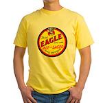 Eagle Ale-1930 Yellow T-Shirt