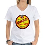 Eagle Ale-1930 Women's V-Neck T-Shirt
