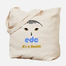 Electric Daisy Carnival It's A Hoot! Tote Bag