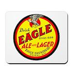 Eagle Ale-1930 Mousepad