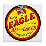 Eagle Ale-1930 Tile Coaster
