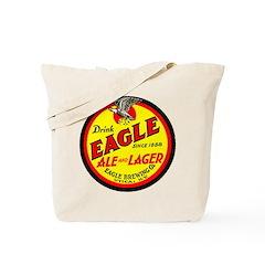 Eagle Ale-1930 Tote Bag