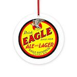 Eagle Ale-1930 Ornament (Round)