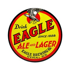 Eagle Ale-1930 Ornament (Round)