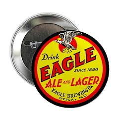 Eagle Ale-1930 Button