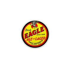 Eagle Ale-1930 Mini Button (100 pack)