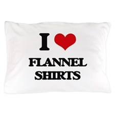 flannel shirts Pillow Case