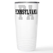 Funny Pennsylvania Travel Mug
