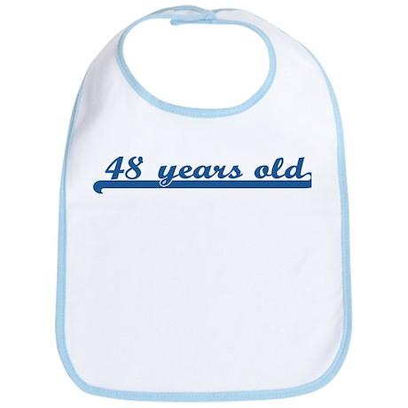 48 years old (sport-blue) Bib