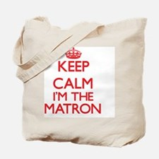 Keep calm I'm the Matron Tote Bag