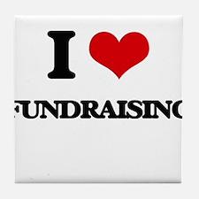 fundraising Tile Coaster