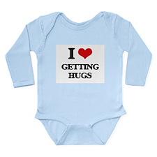 getting hugs Body Suit