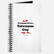 Everyone loves a Taiwanese guy Journal