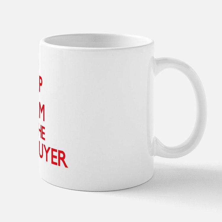 Cute Buyer Mug