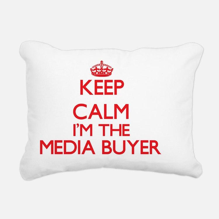 Cute Buyer Rectangular Canvas Pillow