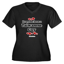 Everyone loves a Taiwanese guy Women's Plus Size V