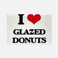 glazed donuts Magnets