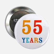 55 Years! Button