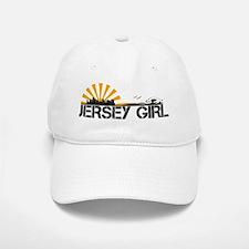 Jersey Girl Baseball Baseball Cap