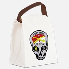 bounty hunter Canvas Lunch Bag