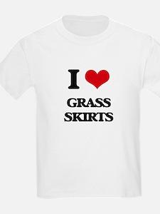 grass skirts T-Shirt