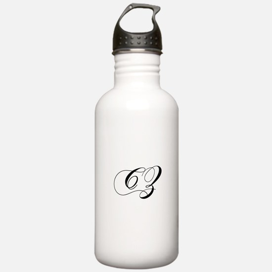 CZ-cho black Water Bottle
