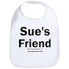 Sue's Friend(TM) Bib