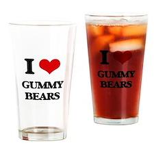 gummy bears Drinking Glass