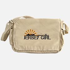 Jersey Girl Messenger Bag