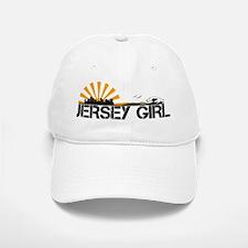 Jersey Girl Baseball Baseball Baseball Cap