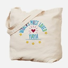 Cute Yiayia Tote Bag