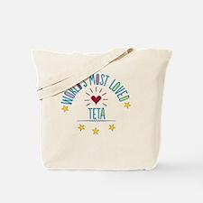 Cute Greatest Tote Bag