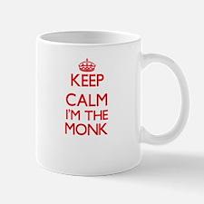 Keep calm I'm the Monk Mugs
