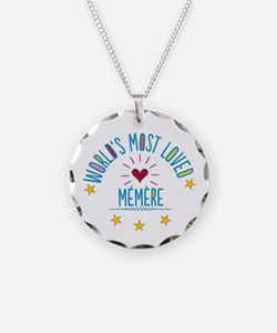 World's Most Loved Memere Necklace