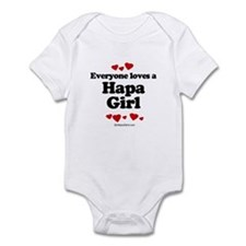 Everyone loves a Hapa girl Onesie