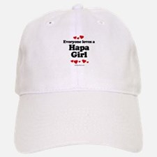 Everyone loves a Hapa girl Baseball Baseball Cap