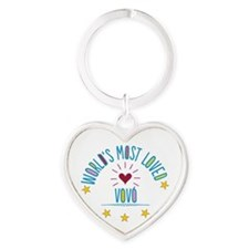 World's Most Loved Vovo Keychains